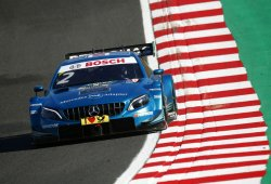 Paffett se anota la segunda pole del DTM en Brands Hatch