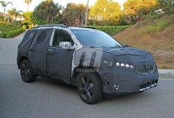 Honda Passport: estas fotos espía confirman el desarrollo del nuevo SUV