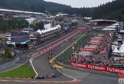 Horarios y cómo seguir el GP de Bélgica de F1 2018