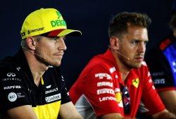 Hülkenberg admite que en 2014 estuvo cerca de fichar por Ferrari