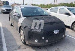 Cazamos el Hyundai Ioniq 2020: actualización estética que llegará en breve