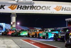 Green arranca al frente del DTM en la noche de Misano