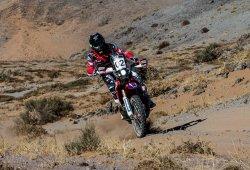 Kevin Benavides logra la victoria en el Atacama Rally