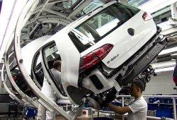 La producción del Volkswagen Golf 2019 será misión exclusiva de Wolfsburgo