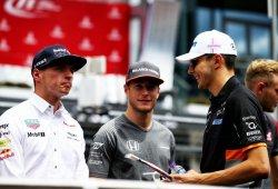 Locura en los despachos a cuenta de Force India con varios pilotos implicados