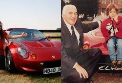 La mujer que dió su nombre al Lotus Elise retorna a Lotus 22 años después