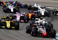 "Magnussen: ""He creado un campeonato B de F1 en mi cabeza para motivarme"""