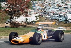 McLaren celebrará en Spa el 50º aniversario de su primera victoria