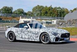 El Mercedes-AMG GT R también tendrá variante Roadster y ya lo puedes ver