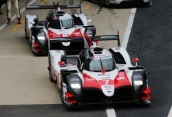 Neumáticos viejos, tiempos borrados y otros detalles que le dieron la pole al Toyota #7
