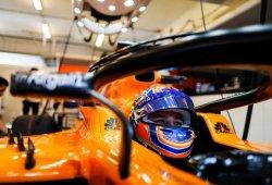 Norris sustituirá a Alonso en la FP1 de Spa