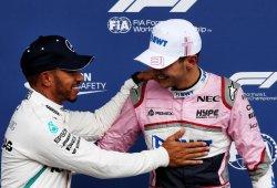 El 'nuevo' Force India se luce en Spa con Ocon de estrella