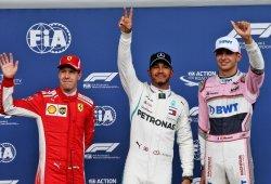 Ocon confirma a Vettel que no tiene sitio en Force India, Stroll le sustituirá