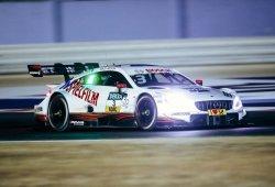 Paul Di Resta gana la primera carrera nocturna del DTM