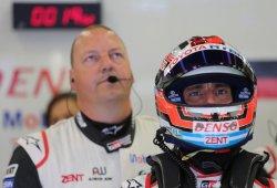 """Pechito López: """"Toyota es muy justa, no tenemos restricciones para correr"""""""