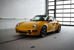 Porsche 911 Turbo 'Project Gold': el 993 Turbo más potente y mimado
