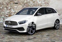 ¿Cómo será el nuevo Mercedes Clase B 2019? Adelantamos su diseño
