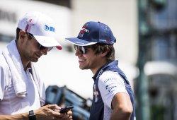 """Stroll: """"Si mi padre me lleva a Force India, entiendo que Ocon no lo considere justo"""""""