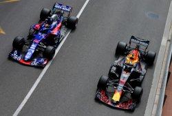Toro Rosso imitará a Haas y recibirá de Red Bull todo lo que permita el reglamento
