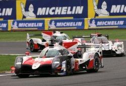 Toyota no apela su exclusión de las 6 Horas de Silverstone