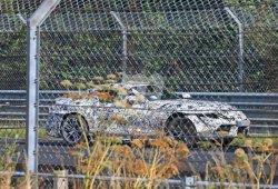 Uno de los prototipos del nuevo Toyota Supra sufre un accidente en Nürburgring