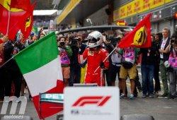 Vettel conquista Spa y recupera el pulso