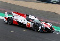 Enorme pole del Toyota #7 en Silverstone, Alonso segundo