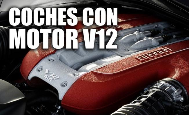 Coches con motor V12