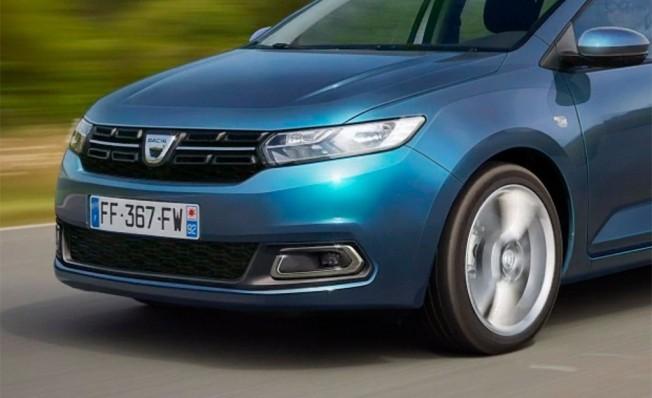 Dacia Sandero 2020 - recreación