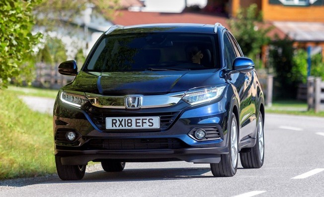 Honda HR-V 2019 - frontal