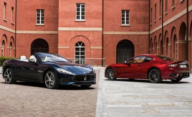 Maserati GranCabrio y Maserati GranTurismo