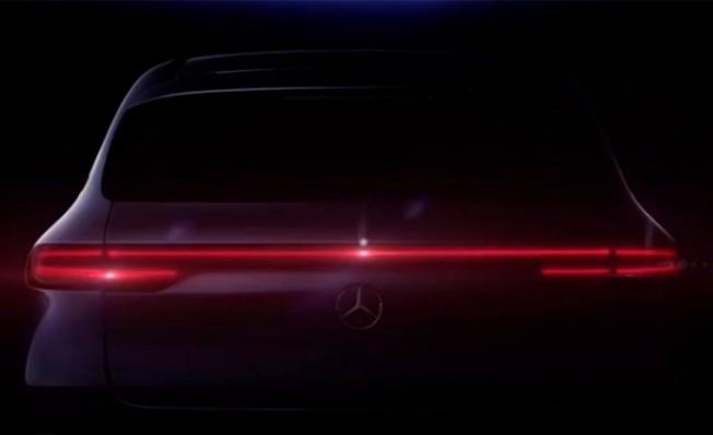 Mercedes EQC - adelanto