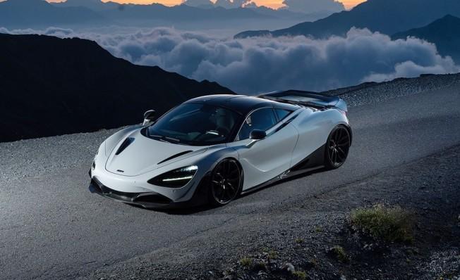 McLaren 720S preparado por Novitec