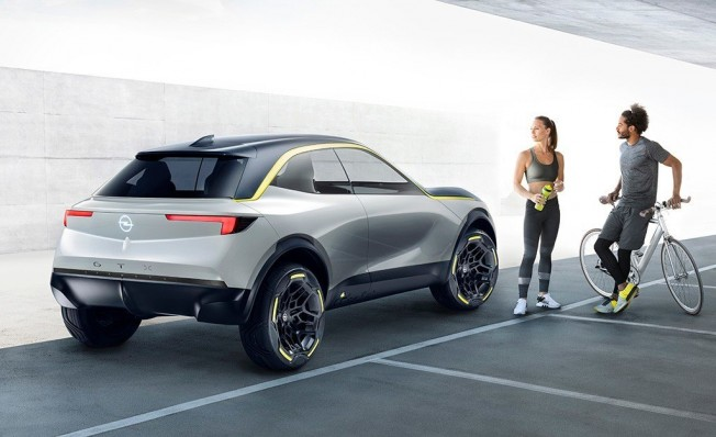 Opel GT X Experimental Concept - posterior
