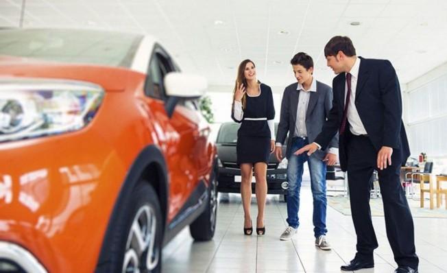Ventas de coches a particulares
