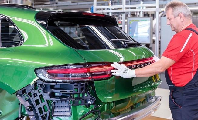 Producción del Porsche Macan 2019
