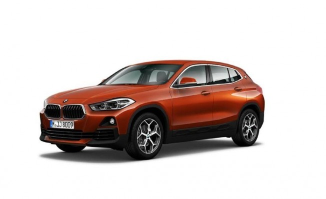 BMW X2 Impulse