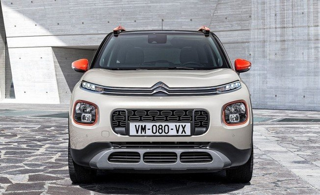 Citroën C3 Aircross - frontal