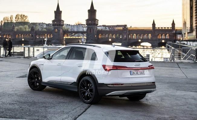 Audi e-tron quattro - recreación