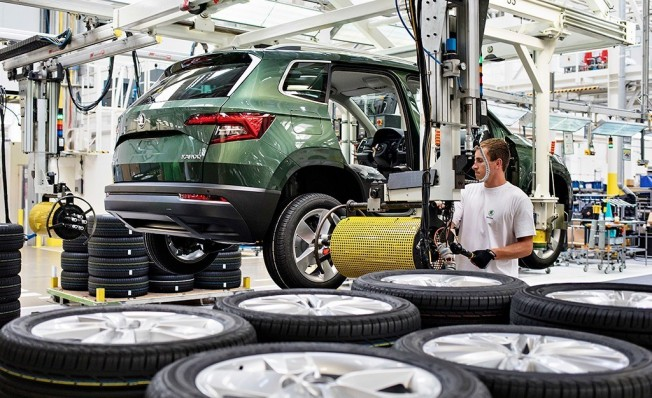 El Skoda Karoq es el SUV un millón de Skoda