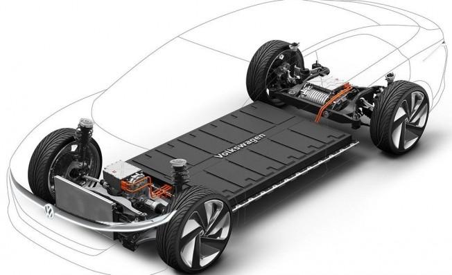 Volkswagen I.D. Vizzion Concept - plataforma MEB