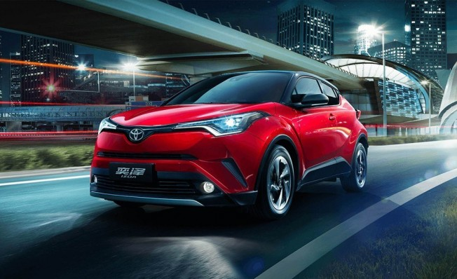 Toyota Izoa