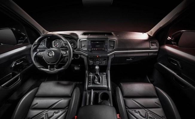 Volkswagen Amarok Amy - interior