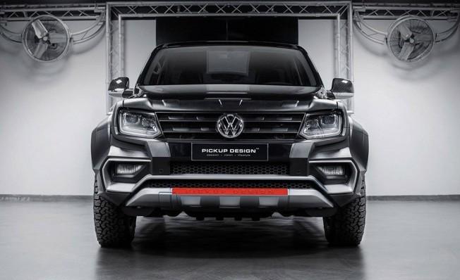 Volkswagen Amarok Amy - frontal