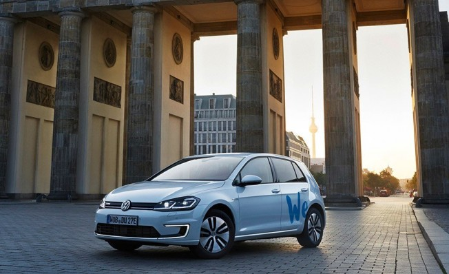 El servicio de car sharing de Volkswagen se llamará We Share