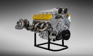 Así de impresionante es el motor V8 del Hennessey Venom F5, ¡con más de 1.600 CV!
