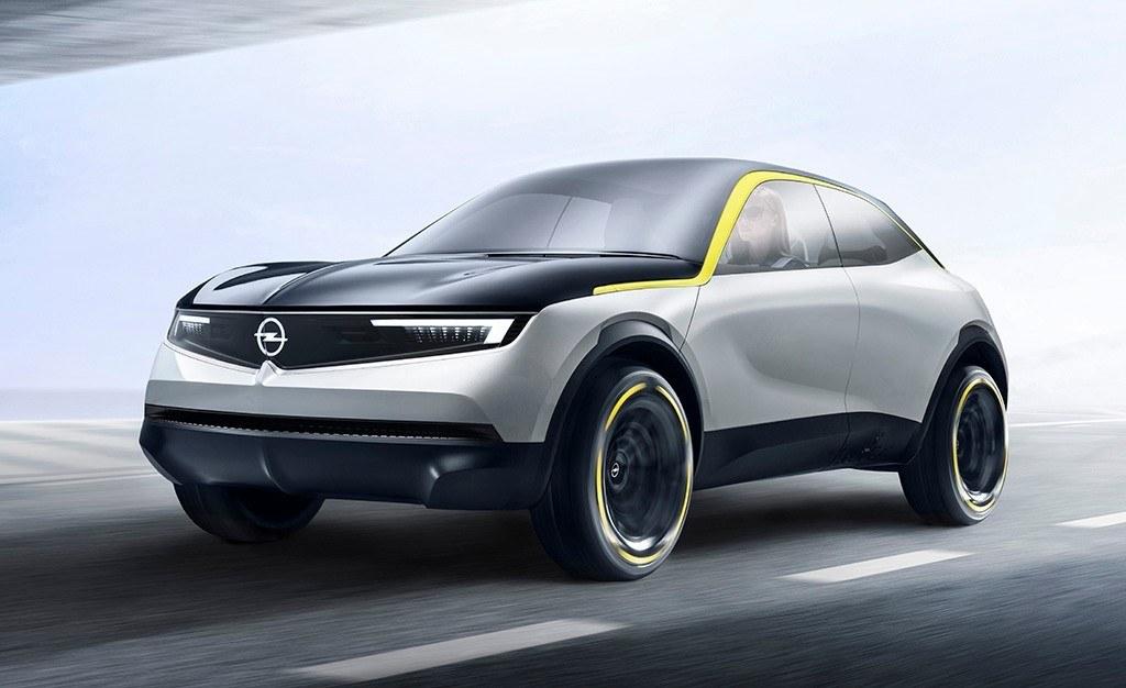 Opel GT X Experimental Concept, vislumbrando el futuro de la marca