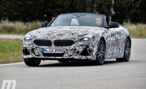 Prueba BMW Z4 M40i 2019, domando el nuevo roadster en fase de preproducción