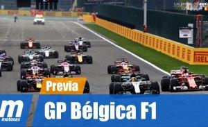 [Vídeo] Previo del GP de Bélgica de F1 2018