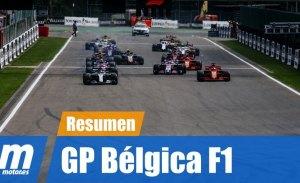 [Vídeo] Resumen del GP de Bélgica de F1 2018